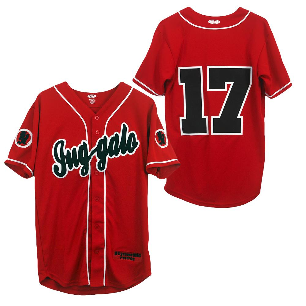 Juggalo Red Baseball