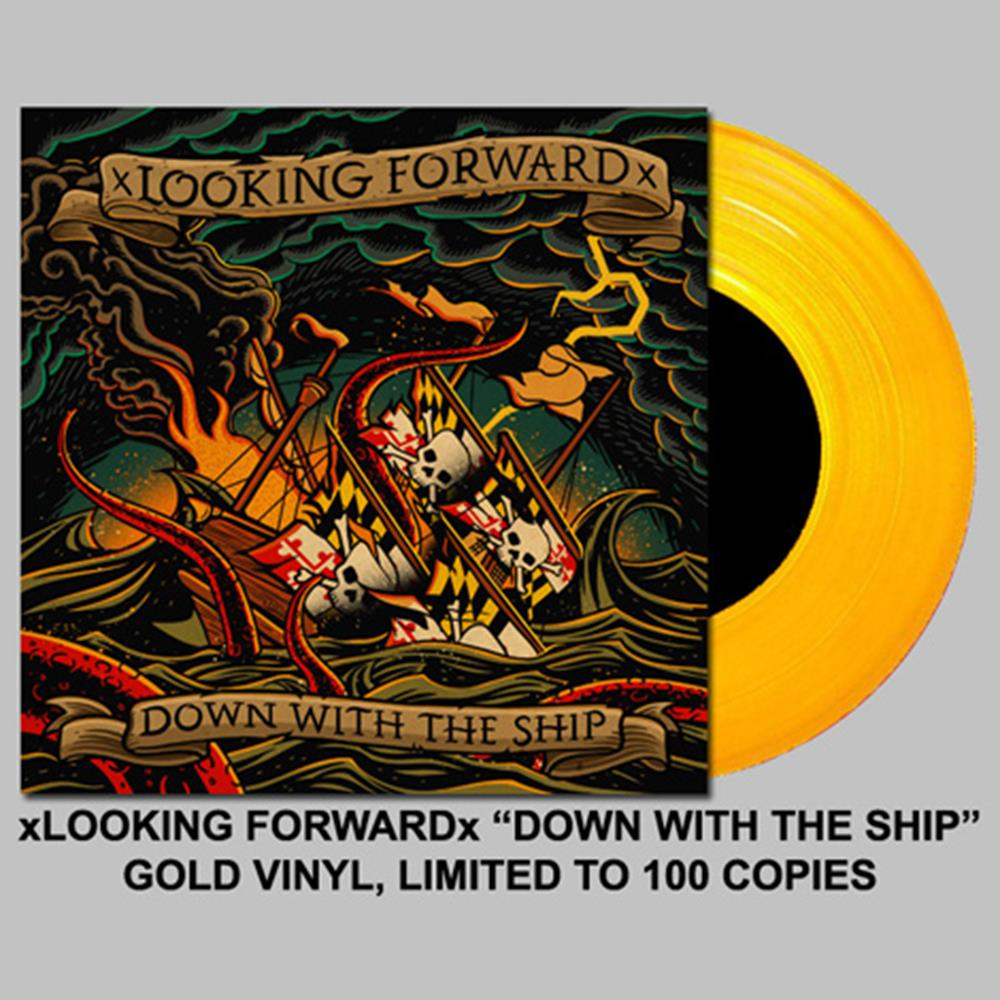 Down With The Ship - Gold 7 Inch