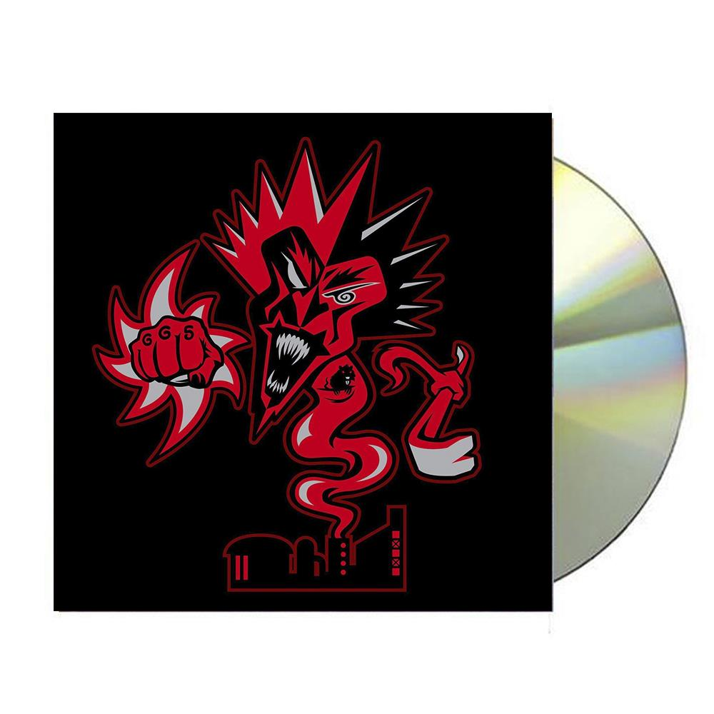 Fearless Fred Fury CD