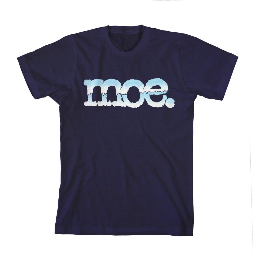 Snow Logo Blue