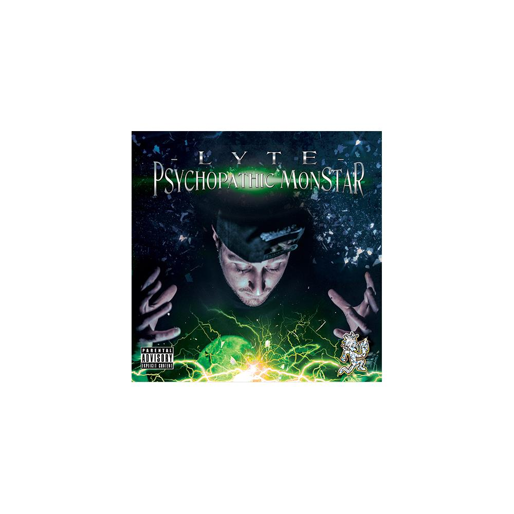 Psychopathic Monstar Green