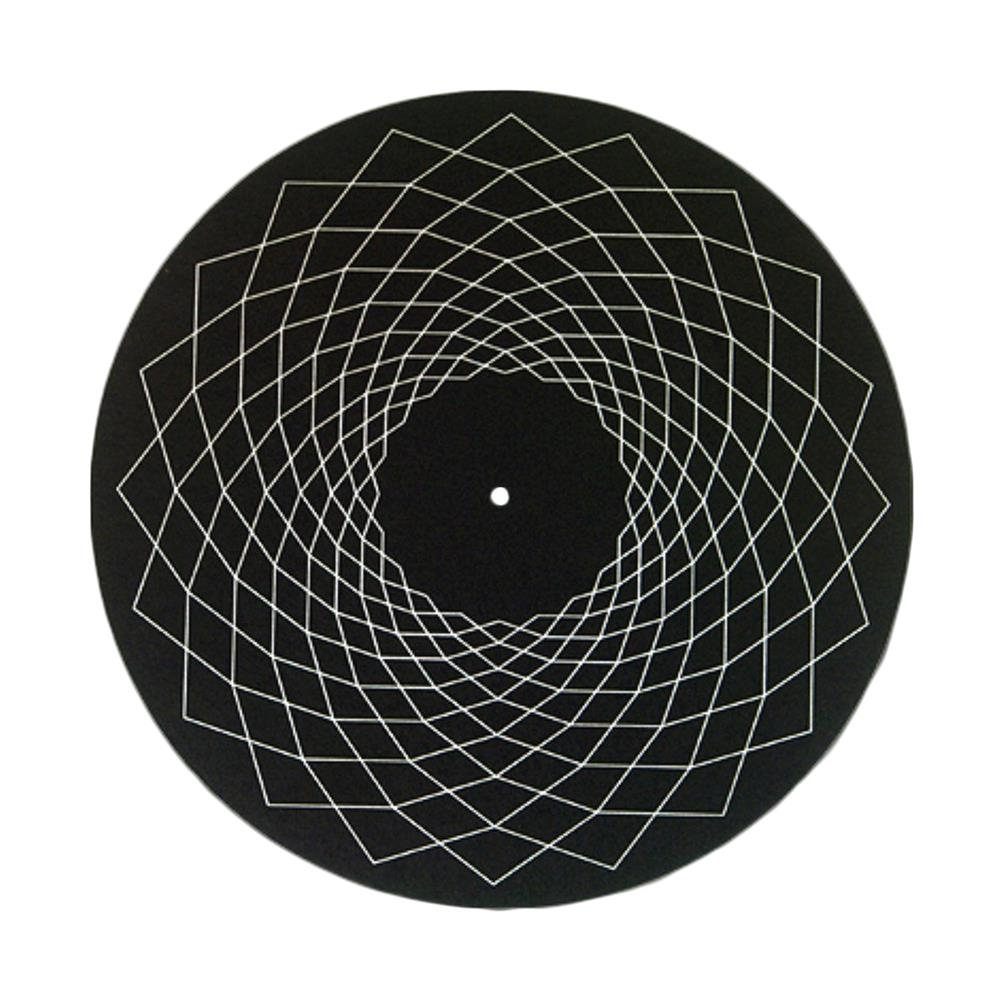 Geometric Black Slipmat